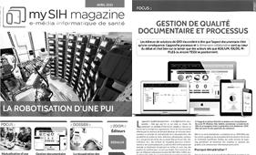 Magazine mySIH n°54